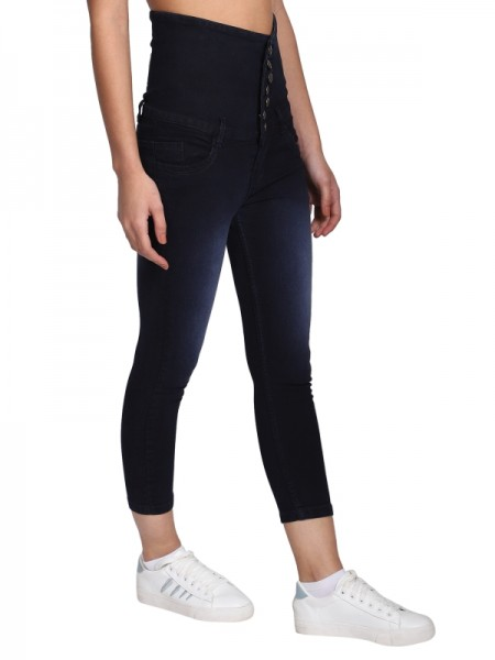 Lux Lycra Cotton Spandex Solid Mango Leggings -Lux-Lyra_CHR_38
