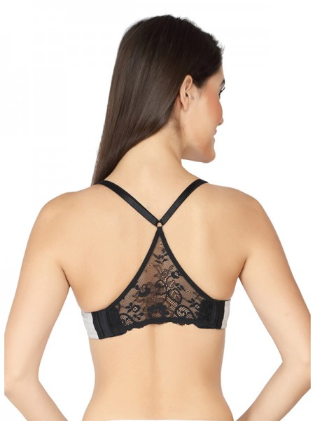 Smexy Cotton Lycra Solid Skin & Skin Camisole (Pack Of 2) -SMEXY-SS-String-Camisole