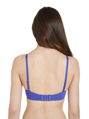 Smexy Cotton Lycra Solid Gajri & Royal Blue Camisole (Pack Of 2) -SMEXY-GRB-Razor Back-Camisole