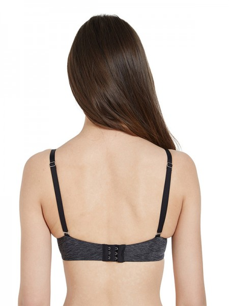 Smexy Cotton Lycra Solid White & Black Camisole (Pack Of 2) -SMEXY-WB-Razor Back-Camisole