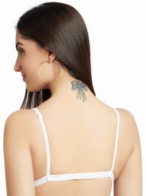 Sona Lace Non Padded Non Wired Full Coverage Beige Everyday Bra -SL-L-002-SKIN