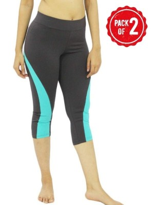 Clovia Cotton-blended Non Padded Non Wired Full Coverage Blue Black (Pack of 2)-COMBRC197