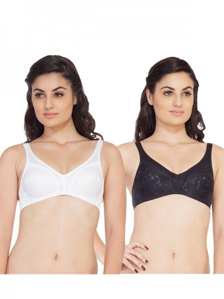 Sonari Hosiery maroontomato Full Coverage Non Padded | Non Wired Bra-afreenmaroontomato